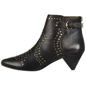 New Joie Bickson Stud Ankle Booties